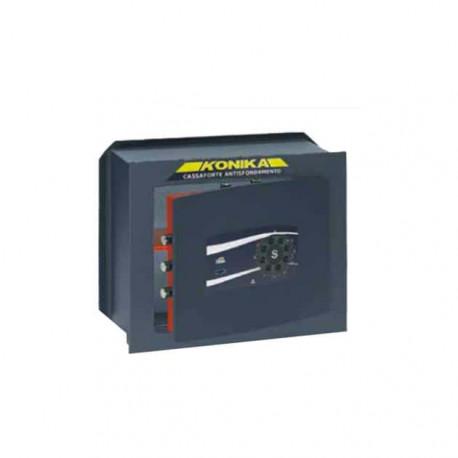 Coffre fort à emmurer à clef combinaison à disque série 260TK stark 264TK 420x280x195mm