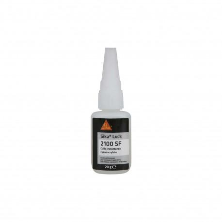 Super glue instantanée SIKA SikaLock 2100 SF - 20g