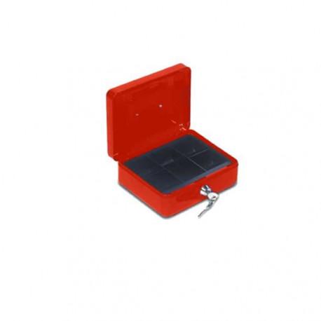 Caissette à monnaie Stark PV01 rouge 150x70x110mm