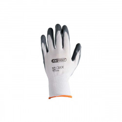 Gants KS TOOLS De protection - Respirant - Nitrile - Taille L - 310.0417