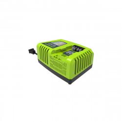 Chargeur rapide GREENWORKS 40V - G40UC4