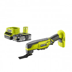 Pack RYOBI Multitool 18V OnePlus R18MT3-0 - 1 Batterie 2.5Ah - 1 Chargeur rapide RC18120-125
