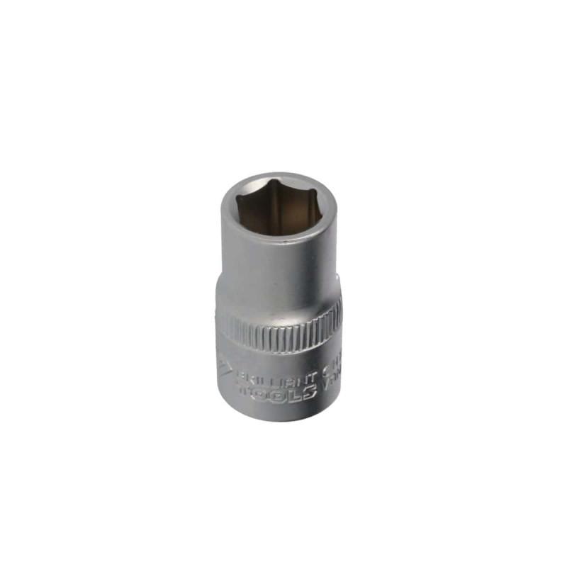 Bleu//Noir Brilliant Tools Brigliant BT021802 Cl/é /à Douille 3//8 28 mm 8 mm