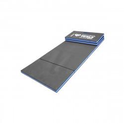 Tapis de protection repliable BRILLIANT TOOLS pour mécanicien - 1200x400x23mm - BT156920