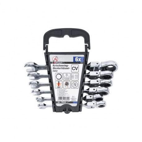 jeu-de-cles-mixtes-a-cliquet-bgs-tetes-flexibles--en-pouces-6-pcs-30005