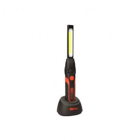 Baladeuse à LEDs KS TOOLS Rechargeable - 300 lumens - 150.4313