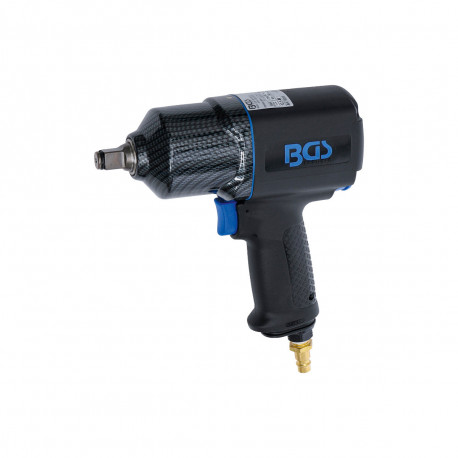 Clé à choc BGS TECHNIC - 12,5 mm - 1756 Nm - 8000 tr/min - 9320