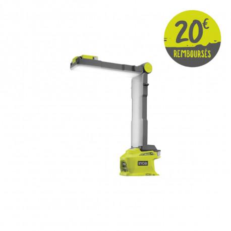Lampe LED modulable RYOBI 18V OnePlus - 850 lumens - R18ALF-0