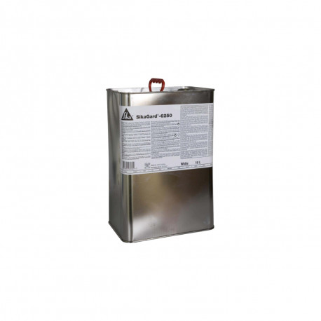 Cire thixotrope anti-corrosion SIKA Sikagard 6250 - Blanc - 10L
