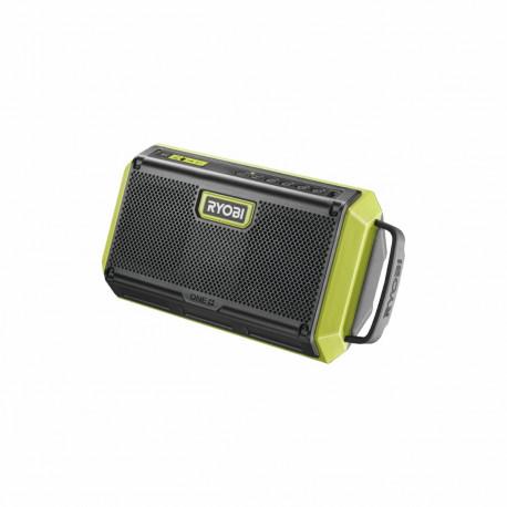Enceinte bluetooth RYOBI 18V OnePlus - Sans batterie ni chargeur - RBT18-0